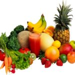 cohen diet - fruits and vegetables