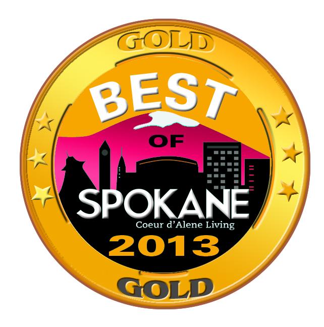 2013 Best Children's Dentist - Spokane Couer d' Alene Living